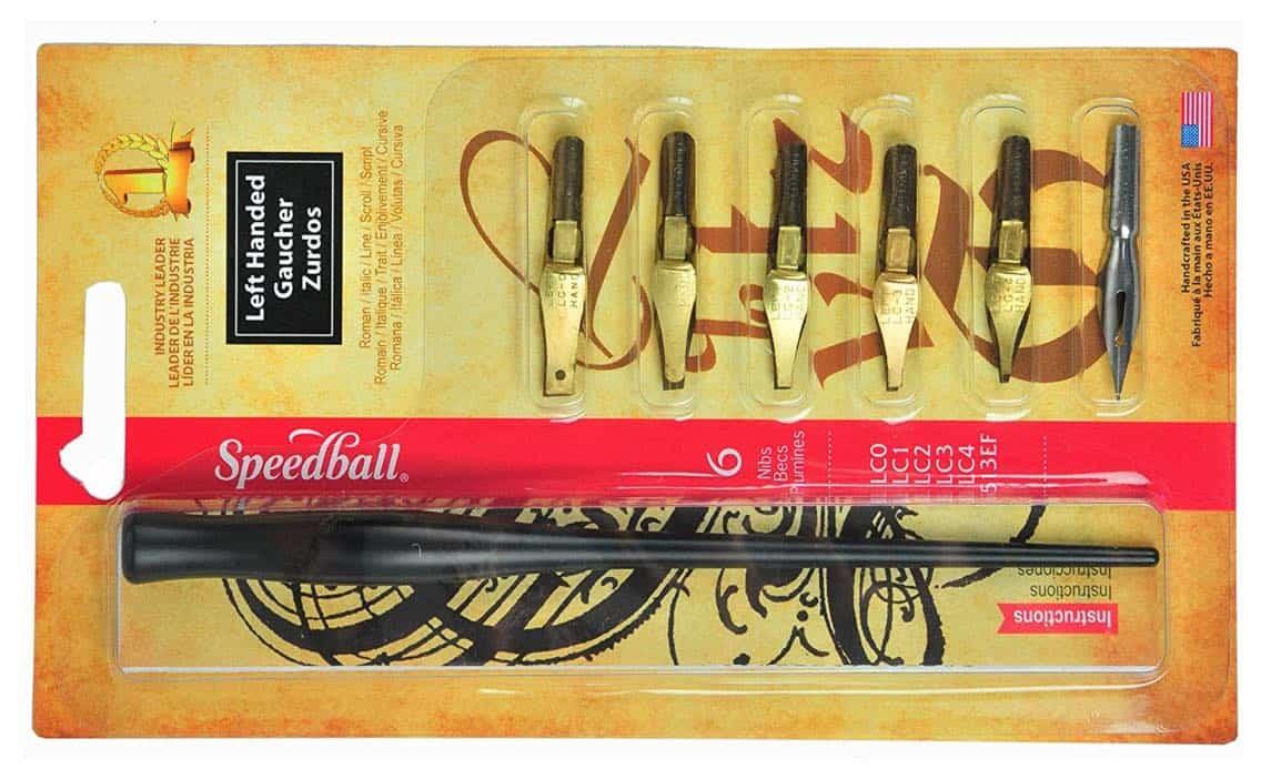 Speedball Left-Handed Set